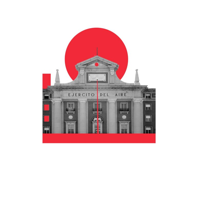 Rosso Casa del aire low