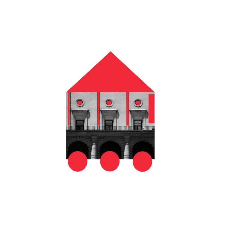 Rosso la Casa Rossa low